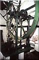SU2662 : Crofton Pumping Station, vertical steam engine by Chris Allen