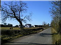 O0349 : Country Road, Glascarn, Co Meath by C O'Flanagan