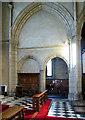 TQ2185 : St Catherine, Dudden Hill Lane, London NW2 - Interior by John Salmon