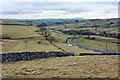 SD9063 : Grazing land adjacent to Malham Rakes by Peter Church
