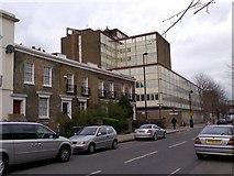 TQ3179 : Hercules House, Lambeth by David Gearing