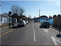 SZ0894 : Bournemouth : Beswick Avenue by Lewis Clarke