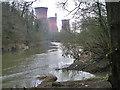 SJ6603 : Looking upstream. by Row17