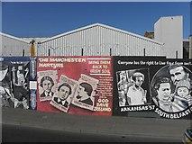 J3274 : Murals, West Belfast (4) by Kenneth  Allen
