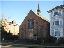 TQ8833 : Tenterden Methodist Church by David Anstiss