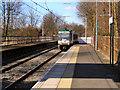 SD8303 : Bowker Vale Station by David Dixon