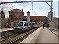SJ7789 : Timperley Station by David Dixon