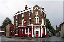 TQ2764 : Carshalton, Surrey:  The 'Sun' hotel by Dr Neil Clifton