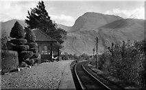 NN1176 : Banavie Station by Ben Brooksbank