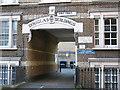 TQ3279 : Douglas Buildings, Mint Street, Southwark by Stephen Craven