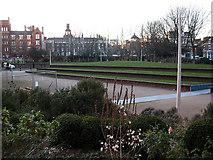 TQ3279 : Mint Street Park, Southwark by Stephen Craven