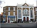 TQ3279 : Welsh Congregational Chapel, Southwark by Stephen Craven