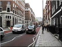 TQ3081 : Bloomsbury Way, WC1 by Dean Molyneaux