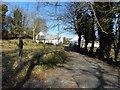 H1596 : Farm, Dunwiley by Kenneth  Allen