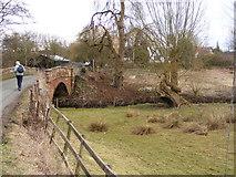 SO7598 : Stableford Bridge View by Gordon Griffiths