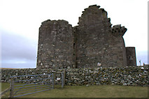 HP6201 : Muness Castle by Mike Pennington