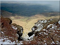 SO0121 : View from Pen-y-fan by paul