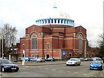 SD8912 : St John the Baptist R C Church by David Dixon