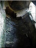 NZ0886 : Hartburn Grotto, outer chamber by Andrew Curtis