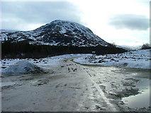 NN3578 : Track to Loch Treig by Dave Fergusson
