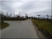 N9958 : Junction, Painstown, Co Meath by C O'Flanagan