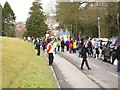 H8744 : St. Patrick's Day Parade: Armagh 2010 (6) by Dean Molyneaux