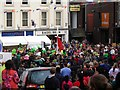 H8745 : St. Patrick's Day Parade: Armagh 2010 (17) by Dean Molyneaux