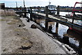 TM4975 : Remains of the Southwold Harbour Branch by Ashley Dace