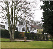 TG2906 : Riverside house on the southern bank of the River Yare by Evelyn Simak