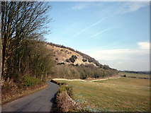 SD4576 : The road between Arnside and Silverdale by Karl and Ali