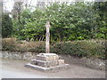N9155 : Wayside Cross, Dunsany, Co Meath by C O'Flanagan