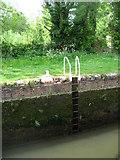 SU6269 : Tyle Mill Lock by Sandy B