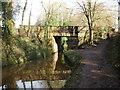 SO2900 : Canal bridge, New Inn by Jaggery