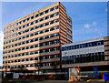 J3373 : The College of Business Studies, Belfast (3) by Albert Bridge