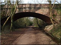 SS9712 : Tidcombe Lane Bridge by Derek Harper