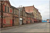 NS5564 : Fairley Street, Govan by Steven Brown