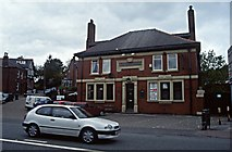 SD9311 : Waggon and Horses, Newhey Rd by Bryan Tenny