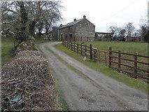 C1708 : House, Ballyboe by Kenneth  Allen