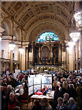 SJ3490 : Inside St George's Hall by Karl and Ali