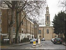 TQ3279 : Brockham Street, Southwark by Stephen Craven