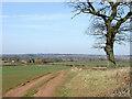 SO7890 : Bridleway to Upper Beobridge, Shropshire by Roger  Kidd