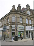 SE2627 : Yorkshire Building Society - Queen Street by Betty Longbottom