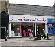 SE2627 : Arthritis Research Campaign - Queen Street by Betty Longbottom