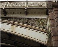 SK3436 : Railway Bridge, Friar Gate, Derby by Peter Barr