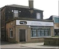 SE2627 : David Moor Estate Agent - Queen Street by Betty Longbottom