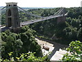 ST5673 : Clifton Suspension Bridge by Andrew Mathewson
