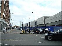 TQ3382 : Shoreditch High Street Railway Station by Stacey Harris