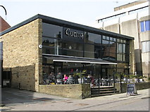 SE2627 : Cucina Coffee Shop - Queen Street by Betty Longbottom