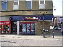 SE2627 : William Hill - Queen Street by Betty Longbottom