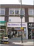 SE2627 : The Children's Society - Queen Street by Betty Longbottom